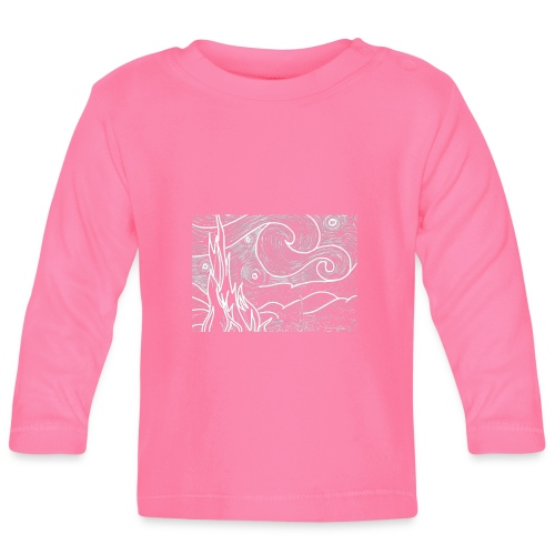 Starry - Baby Long Sleeve T-Shirt