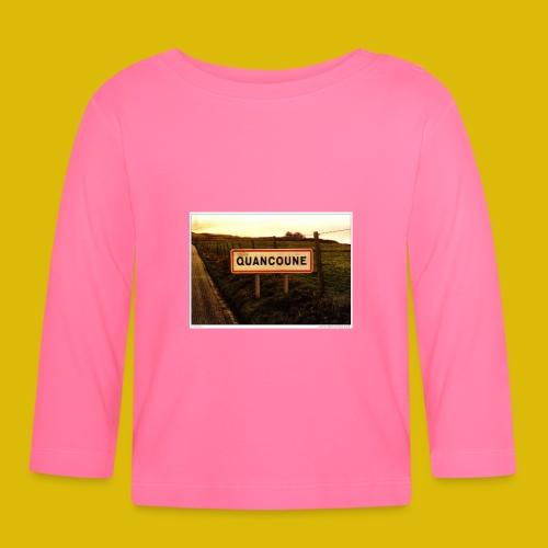 Lieux insolites - T-shirt manches longues Bébé