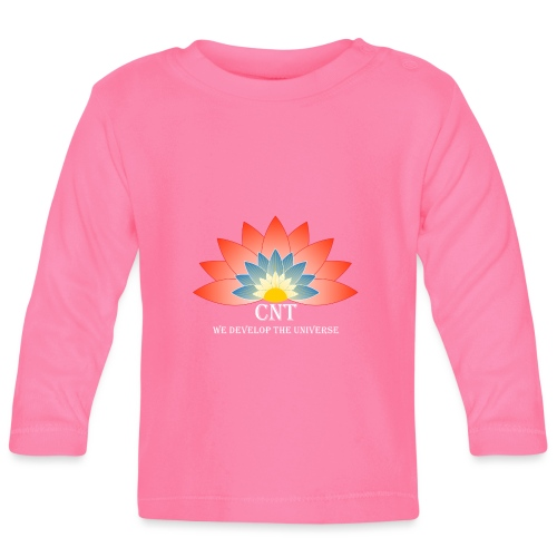 Support Renewable Energy with CNT to live green! - Baby Long Sleeve T-Shirt