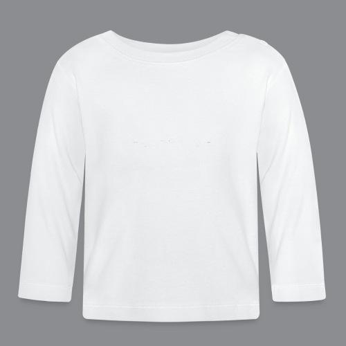Lausgitsch Weiß - Baby Langarmshirt