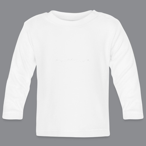 Southtyrol Weiß - Baby Langarmshirt