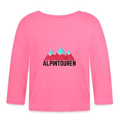 Alpintouren - Baby Langarmshirt