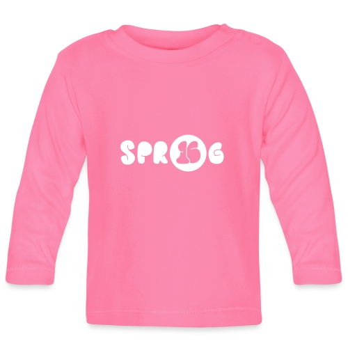 SPR16G Solid - Baby Long Sleeve T-Shirt