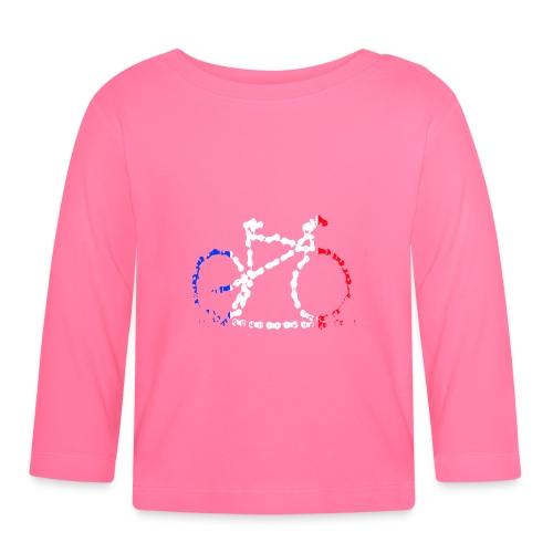 French bike chain - Baby Long Sleeve T-Shirt