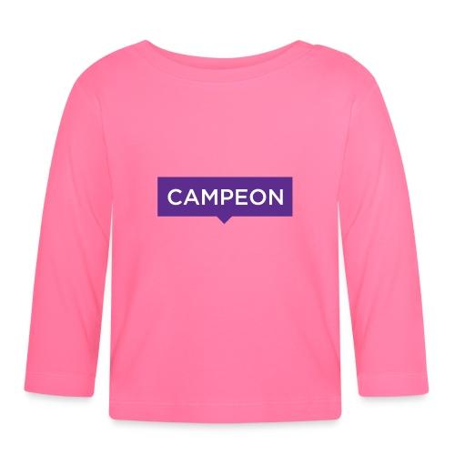 KlassiskCampeon - Långärmad T-shirt baby