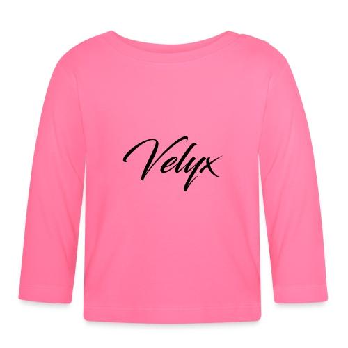 Velyx - Maglietta a manica lunga per bambini