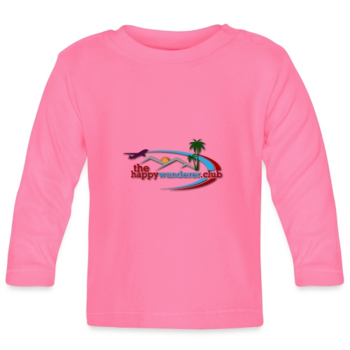 The Happy Wanderer Club - Baby Long Sleeve T-Shirt