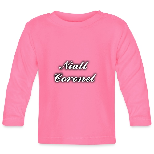 Niall - Baby Long Sleeve T-Shirt