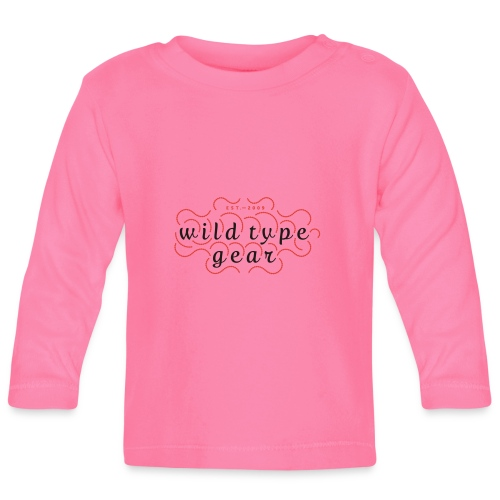 wtg stiched 2 - Baby Long Sleeve T-Shirt