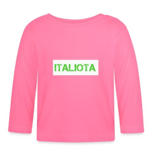 italiota - Maglietta a manica lunga per bambini