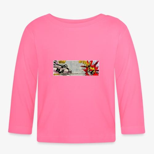 ATOX - Maglietta a manica lunga per bambini