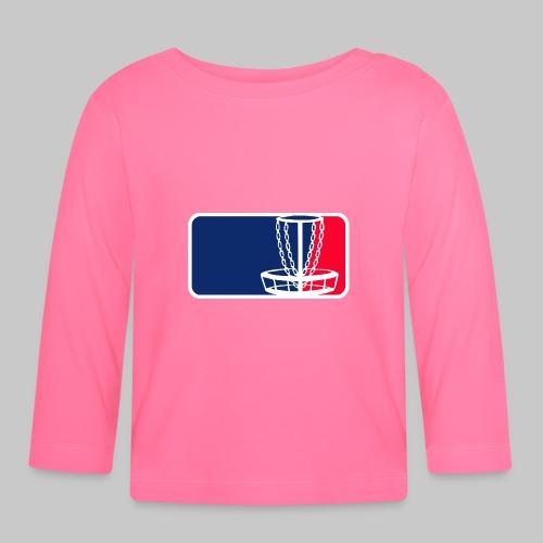 Disc golf - Vauvan pitkähihainen paita