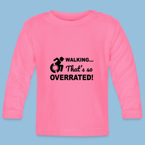 Walking is so overrated 004 - T-shirt
