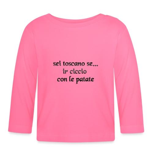toscana - Maglietta a manica lunga per bambini