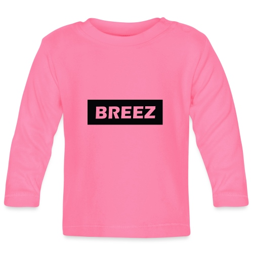 Breez Identity II - Langærmet babyshirt