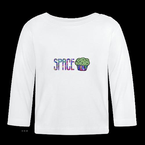 Space cake - T-shirt manches longues Bébé