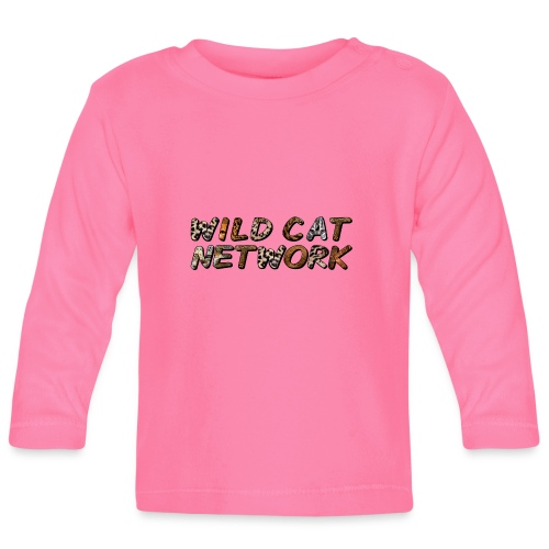 WildCatNetwork 1 - Baby Long Sleeve T-Shirt