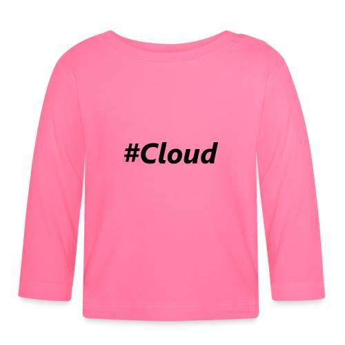 #Cloud black - Baby Langarmshirt