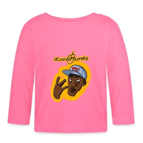 Nigga Rap - Maglietta a manica lunga per bambini