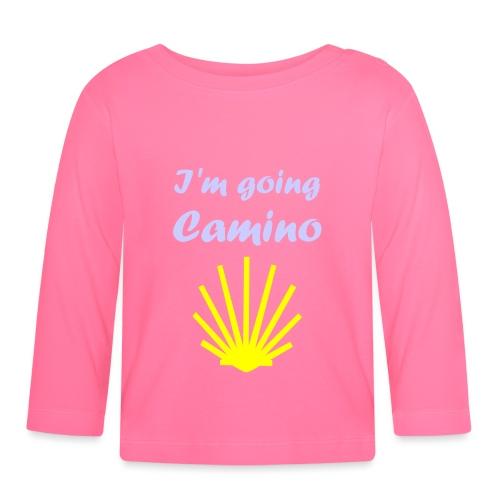 Going Camino - Langærmet babyshirt