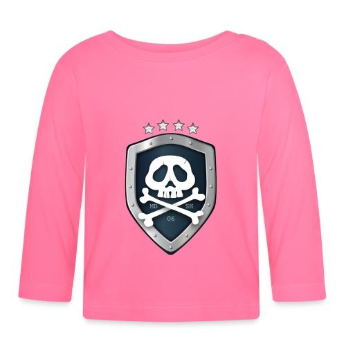 champion's league skull 06 - T-shirt manches longues Bébé