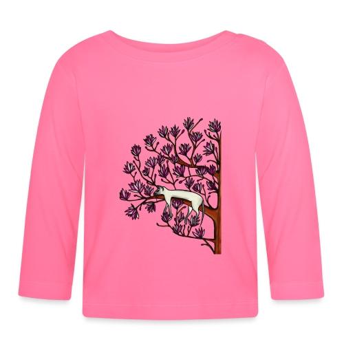 Magnolia - Långärmad T-shirt baby