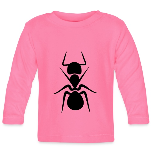 ANT - Baby Long Sleeve T-Shirt