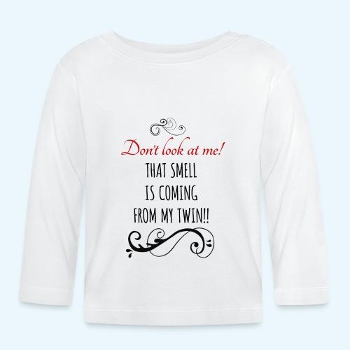 Don't look at me! - T-shirt