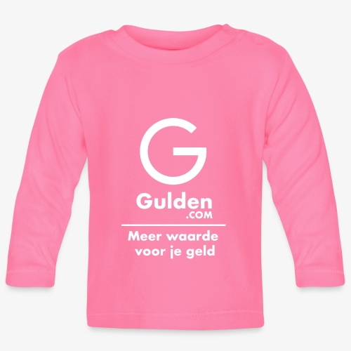 NLG - Gold Cryptocurrency - Early Adopter - Baby Long Sleeve T-Shirt