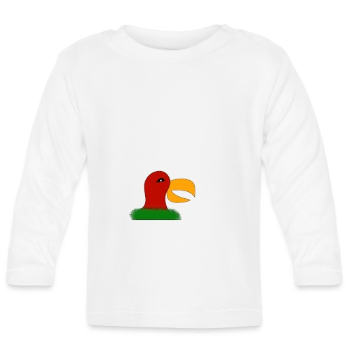 Parrots head - Baby Long Sleeve T-Shirt