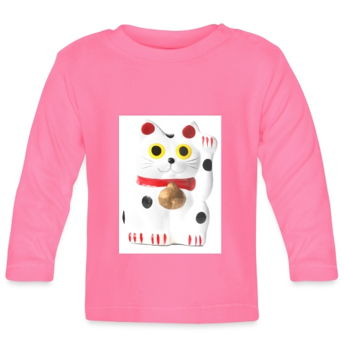 luckycat - Baby Long Sleeve T-Shirt