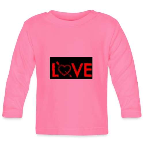 Baby's Love Dream Wear - Baby Long Sleeve T-Shirt