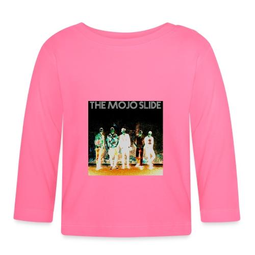 The Mojo Slide - Design 2 - Baby Long Sleeve T-Shirt