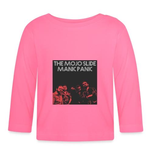 Manic Panic - Design 2 - Baby Long Sleeve T-Shirt