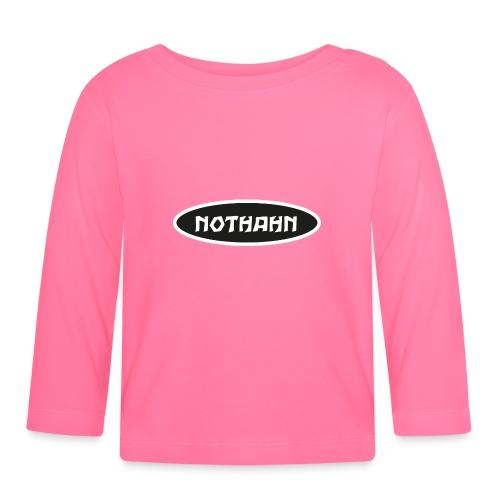 nothahn - Baby Langarmshirt