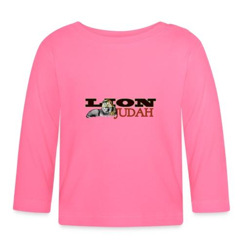 Tribal Judah Gears - Baby Long Sleeve T-Shirt