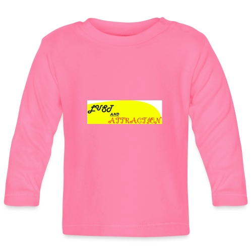 lust ans attraction - Baby Long Sleeve T-Shirt