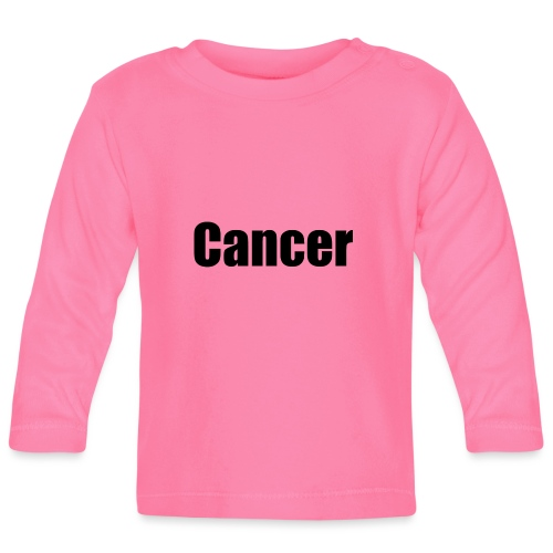 cancer - Baby Long Sleeve T-Shirt