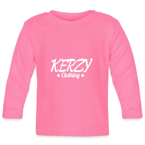 Official KerzyClothing T-Shirt - Baby Long Sleeve T-Shirt