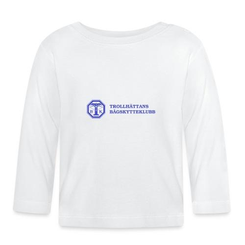 T-shirt Herr - Långärmad T-shirt baby