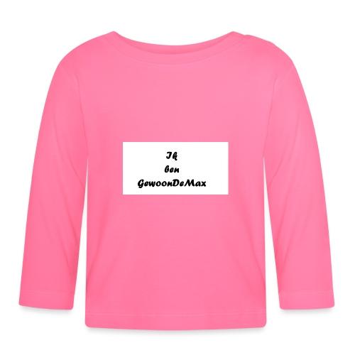 Ik ben gewoondemax - T-shirt