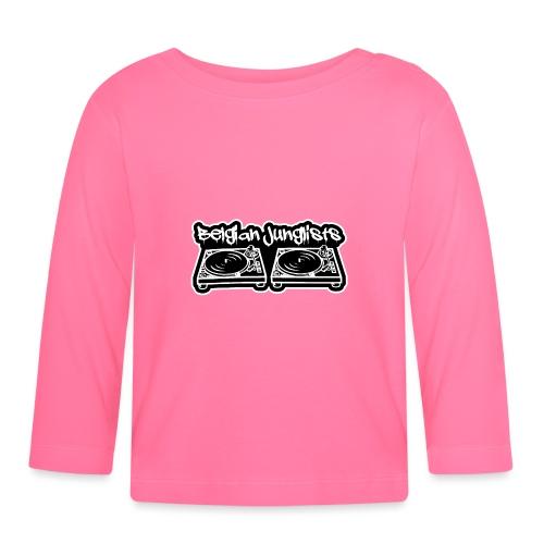 Belgian Junglists 2 - Baby Long Sleeve T-Shirt
