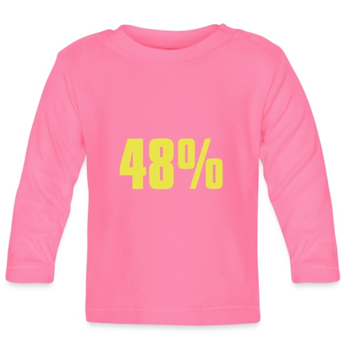 48% - Baby Long Sleeve T-Shirt