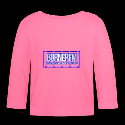 BurnerFM Hier Sürst du den Sound - Baby Langarmshirt
