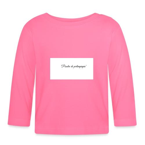 Happy - T-shirt manches longues Bébé