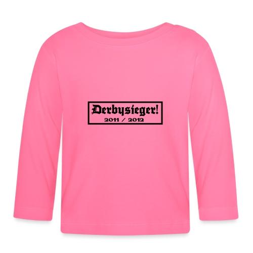 Derbysieger 2012 - Baby Langarmshirt