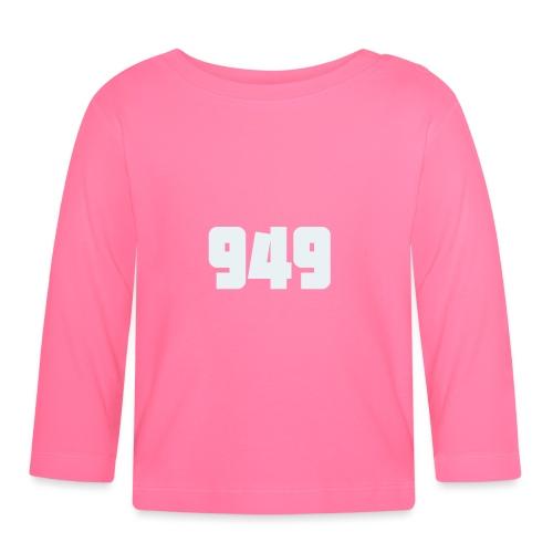 949withe - Baby Langarmshirt