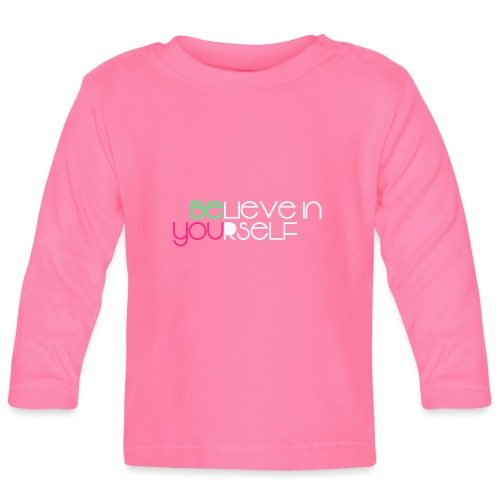be you - Maglietta a manica lunga per bambini