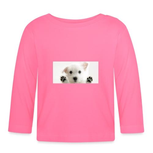 puppy - T-shirt manches longues Bébé