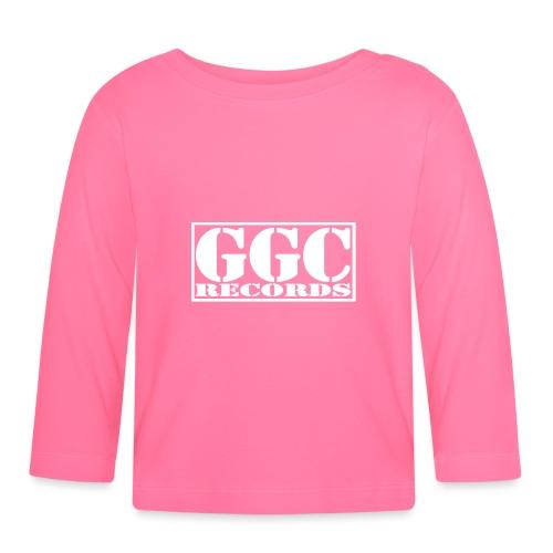 GGC-Records Label-Stempel - Baby Langarmshirt